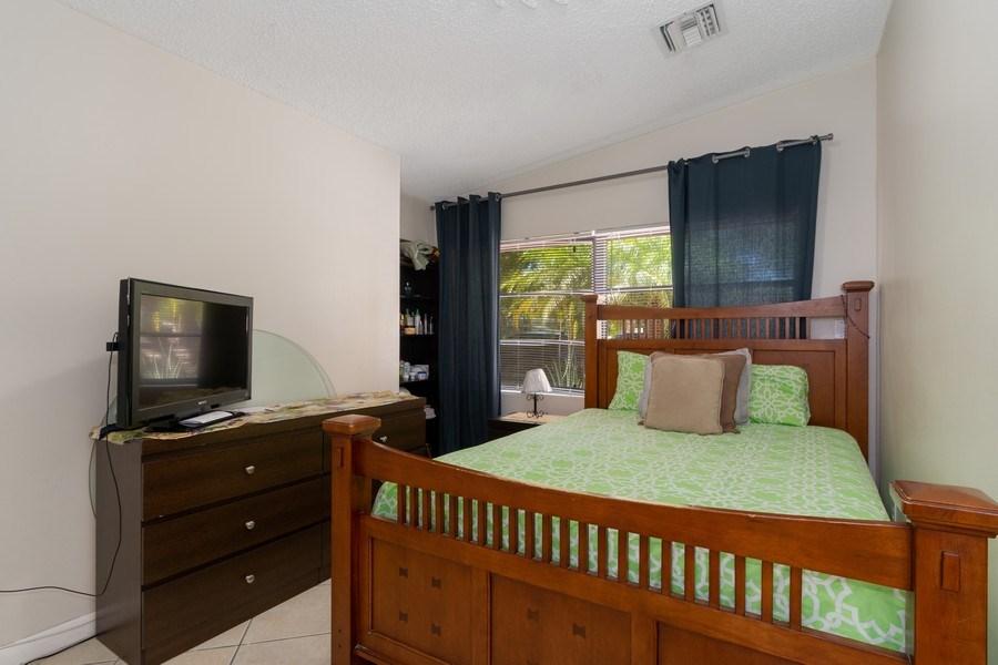 Real Estate Photography - 2027 Fletcher St, Hollywood, FL, 33020 - 2nd Bedroom