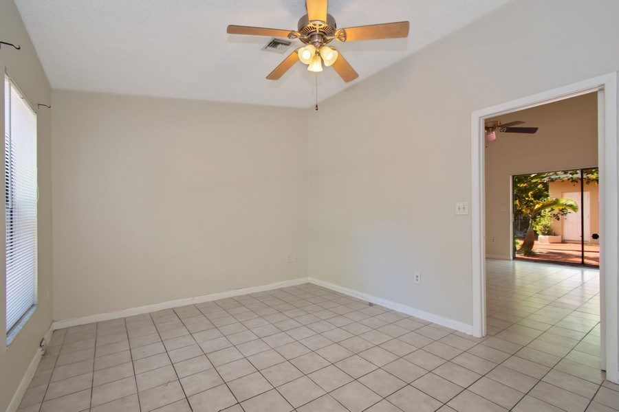 Real Estate Photography - 2027 Fletcher St, Hollywood, FL, 33020 - Bedroom