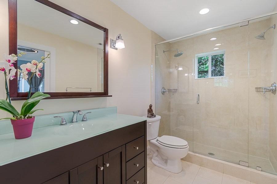 Real Estate Photography - 1536 Salerno Cir, Weston, FL, 33327 - Master Bathroom