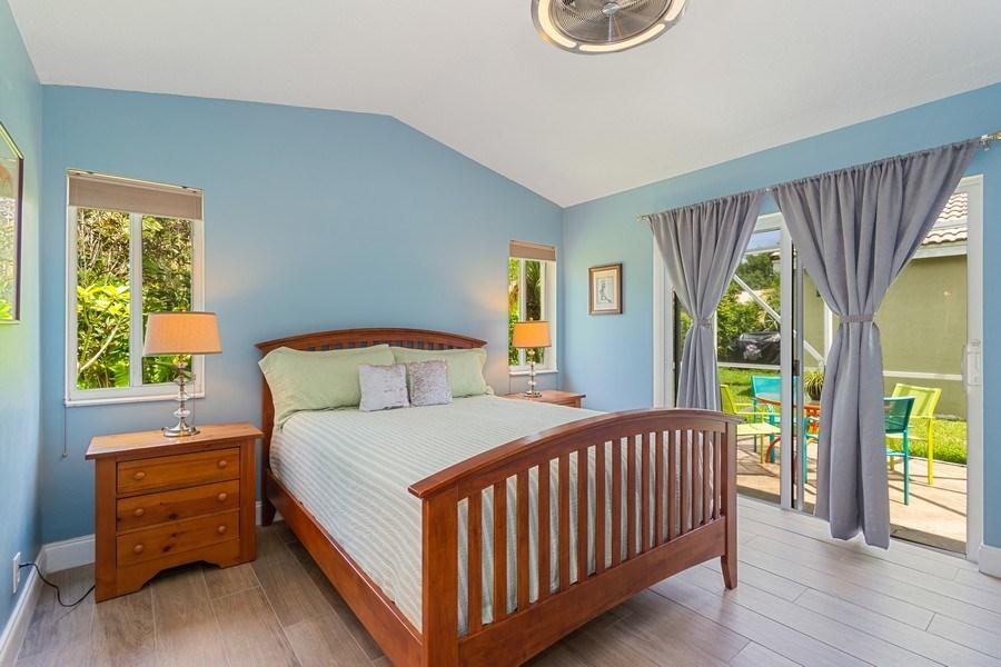 Real Estate Photography - 1536 Salerno Cir, Weston, FL, 33327 - Master Bedroom