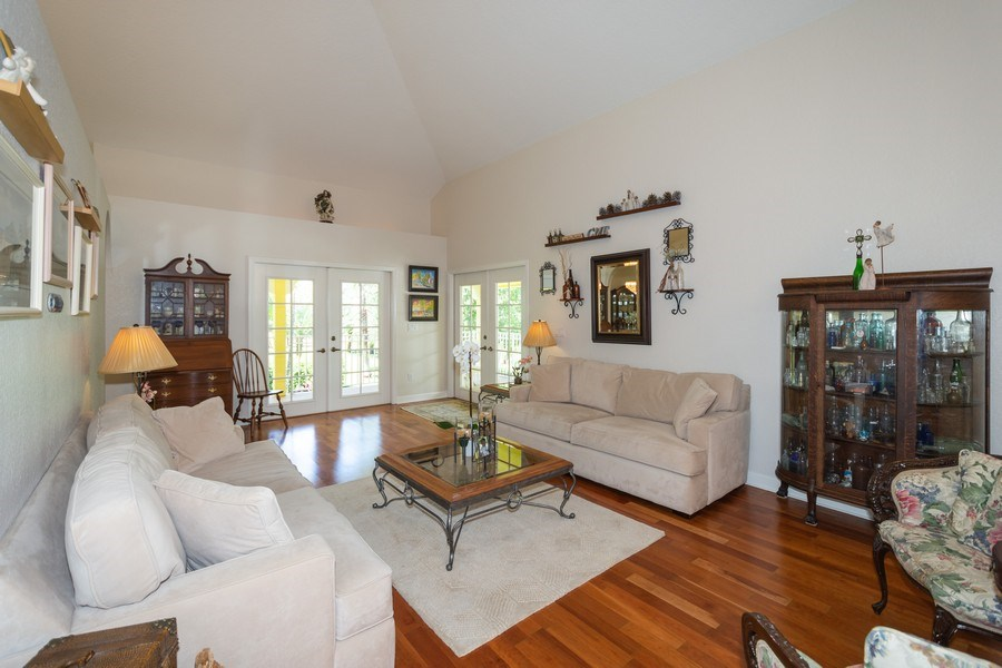 Real Estate Photography - 7250 NW 82nd Terrace, Parkland, FL, 33067 - Living Room