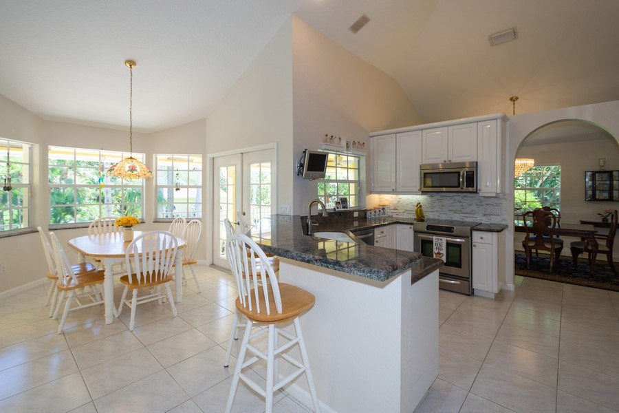 Real Estate Photography - 7250 NW 82nd Terrace, Parkland, FL, 33067 - Kitchen