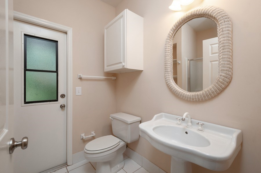 Real Estate Photography - 5306 NW 67th Street, Gainesville, FL, 32653 - 3rd Bathroom