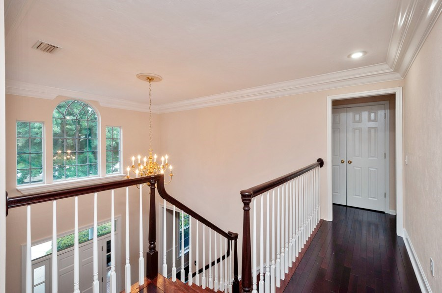 Real Estate Photography - 5306 NW 67th Street, Gainesville, FL, 32653 - 2nd Floor Corridor