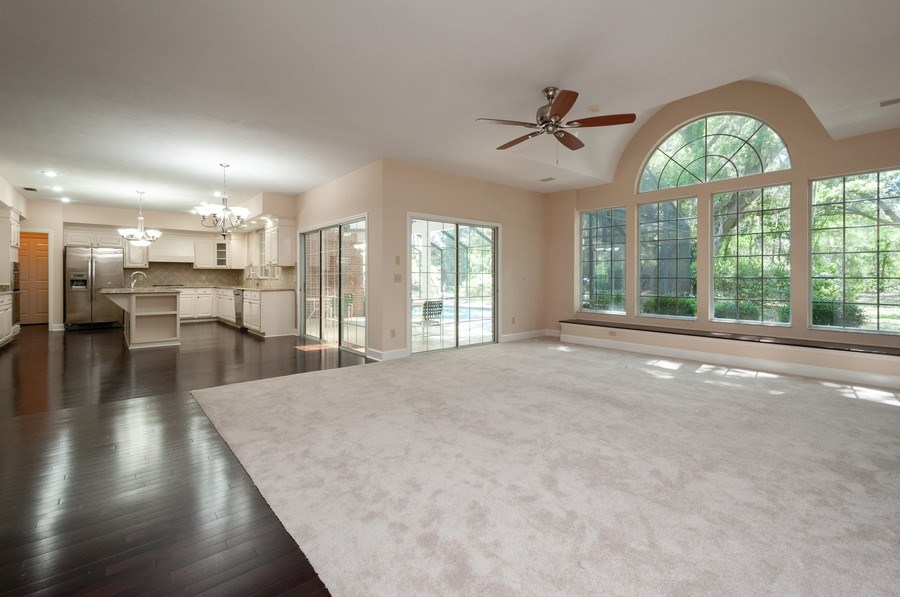 Real Estate Photography - 5306 NW 67th Street, Gainesville, FL, 32653 - Family Room