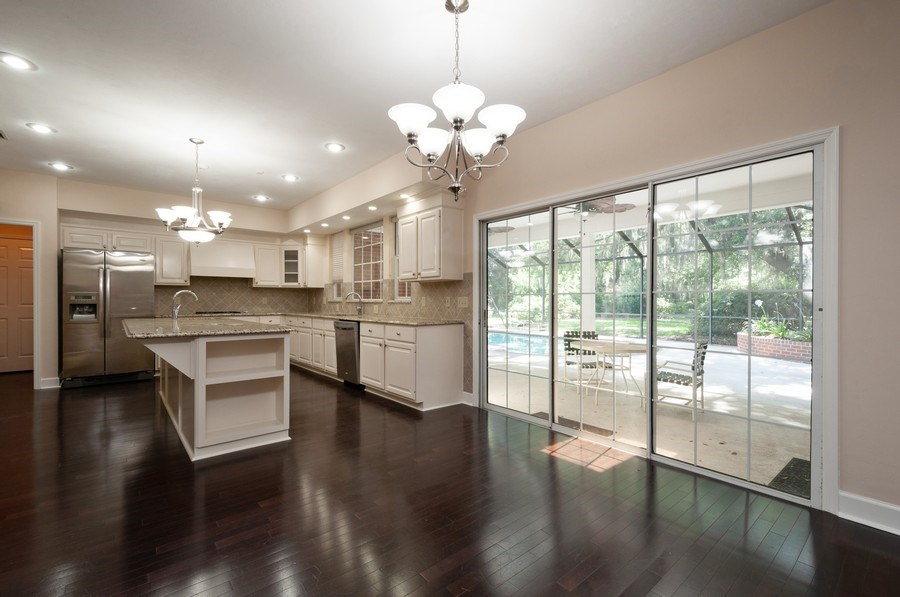 Real Estate Photography - 5306 NW 67th Street, Gainesville, FL, 32653 - Breakfast Area