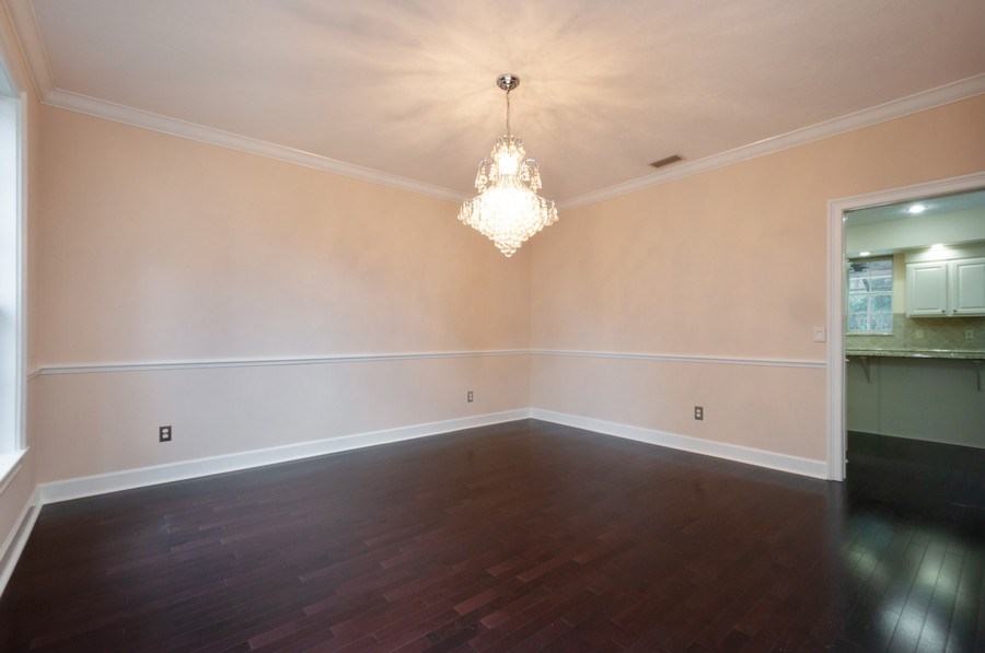 Real Estate Photography - 5306 NW 67th Street, Gainesville, FL, 32653 - Dining Room