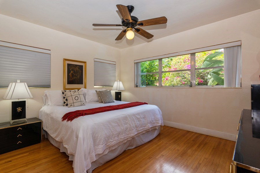 Real Estate Photography - 3920 Monserrate Street, Coral Gables, FL, 33134 - 4th Bedroom