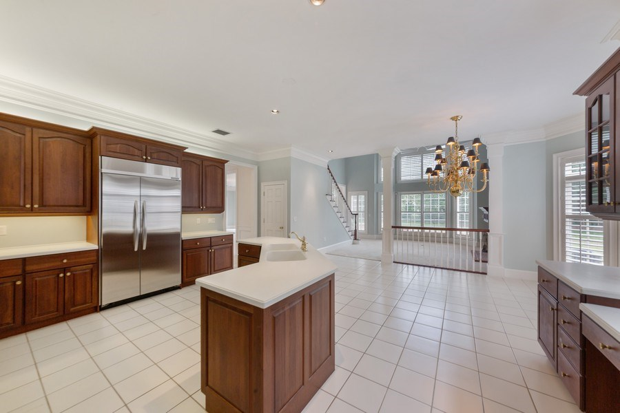 Real Estate Photography - 13361 Ponderosa Way, Fort Myers, FL, 33907 - Kitchen