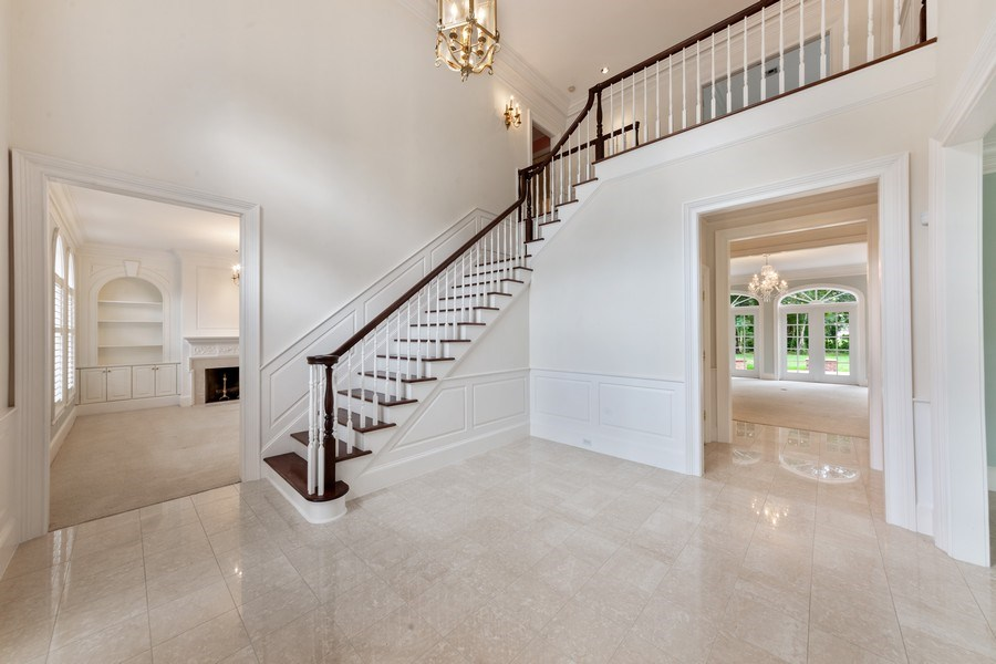 Real Estate Photography - 13361 Ponderosa Way, Fort Myers, FL, 33907 - Staircase