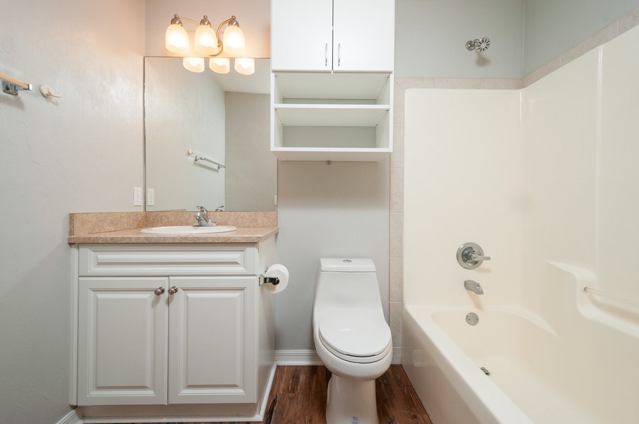 Real Estate Photography - 11737 NW 61 Terrace, Alachua, FL, 32615 - Master Bathroom