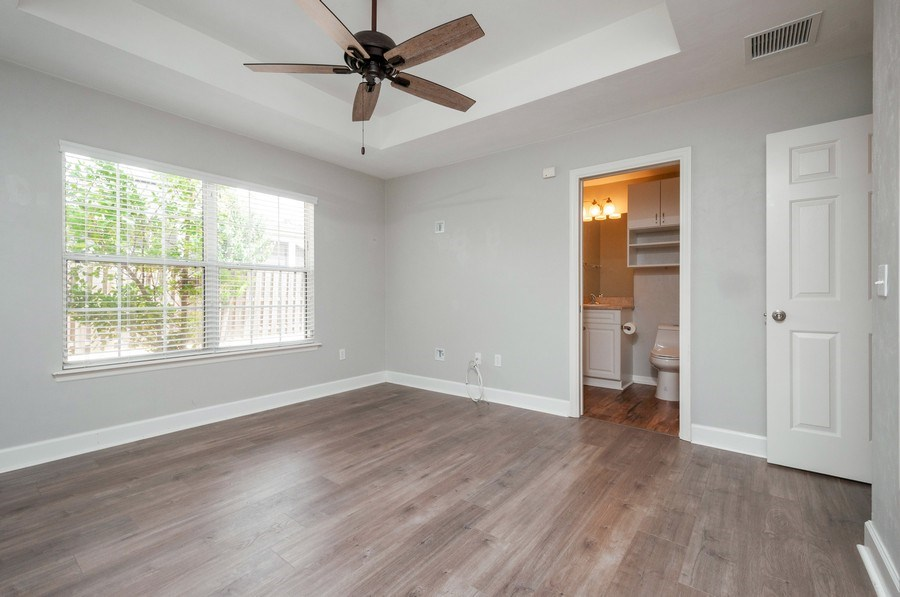 Real Estate Photography - 11737 NW 61 Terrace, Alachua, FL, 32615 - Master Bedroom