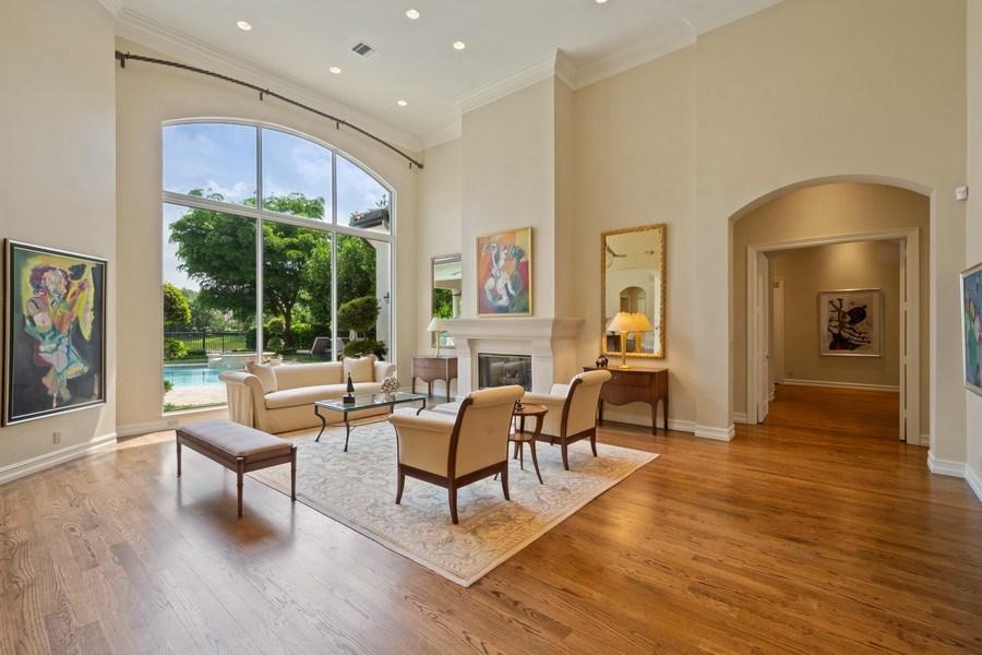 Real Estate Photography - 7402 Sedona Way, Delray Beach, FL, 33446 - Living Room