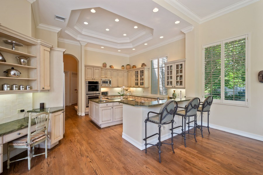 Real Estate Photography - 7402 Sedona Way, Delray Beach, FL, 33446 - Kitchen