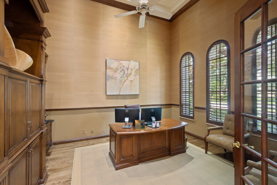 Real Estate Photography - 7402 Sedona Way, Delray Beach, FL, 33446 - Office