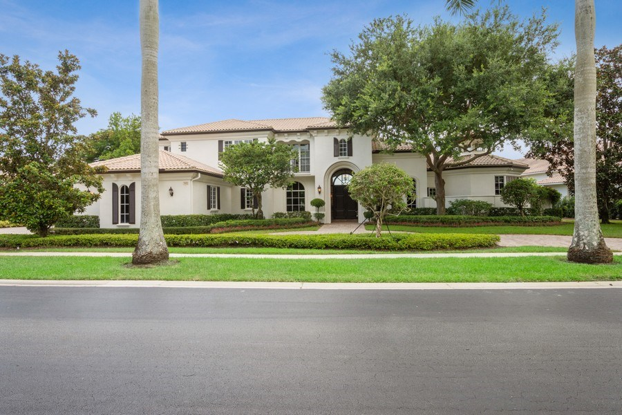 Real Estate Photography - 7402 Sedona Way, Delray Beach, FL, 33446 - Front View