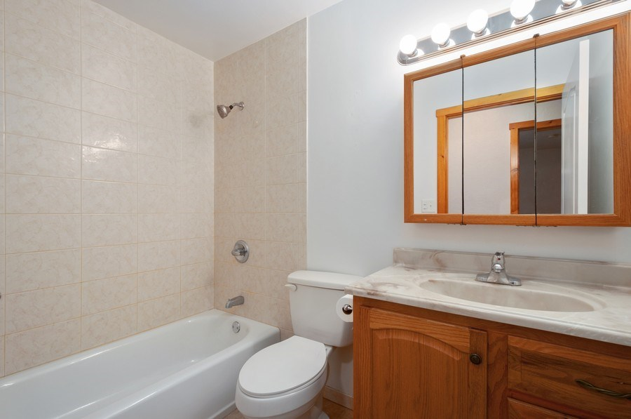 Real Estate Photography - 115 SE 6th Street, Micanopy, FL, 32667 - Bathroom