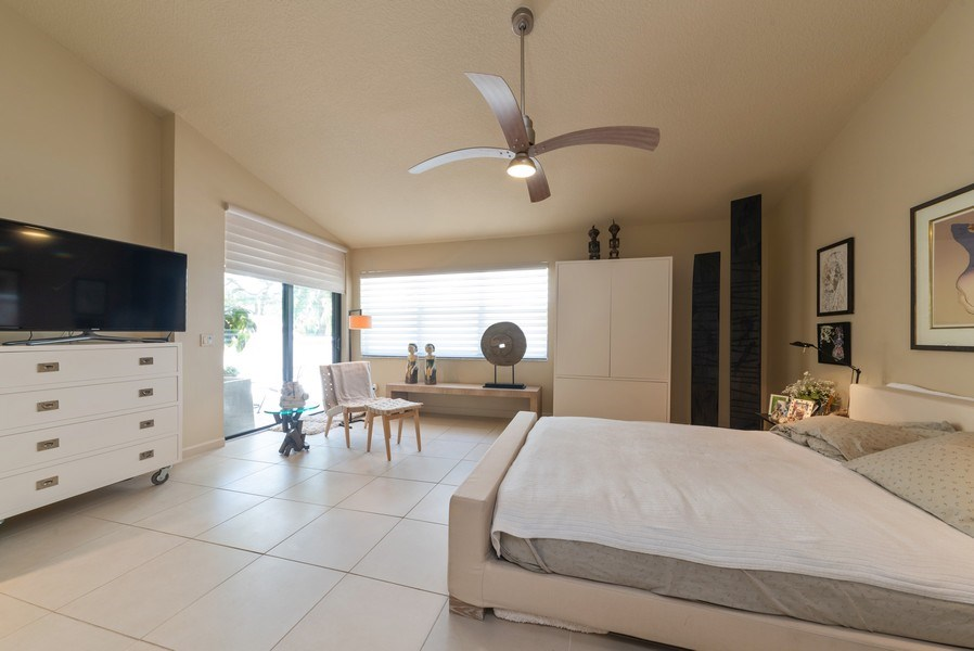 Real Estate Photography - 7425 Campo Florido, Boca Raton, FL, 33433 - Master Bedroom