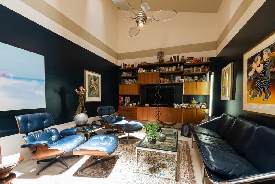 Real Estate Photography - 7425 Campo Florido, Boca Raton, FL, 33433 - Family Room