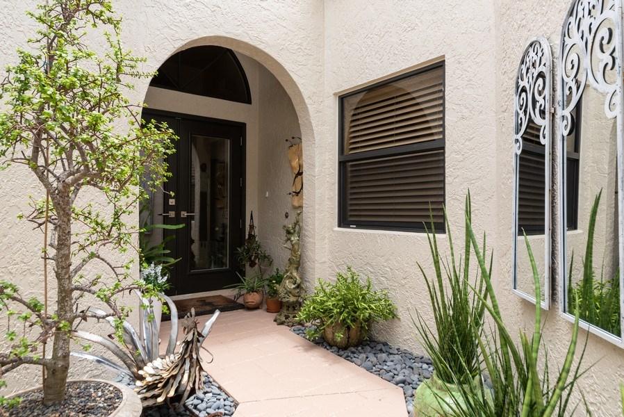Real Estate Photography - 7425 Campo Florido, Boca Raton, FL, 33433 - Entrance