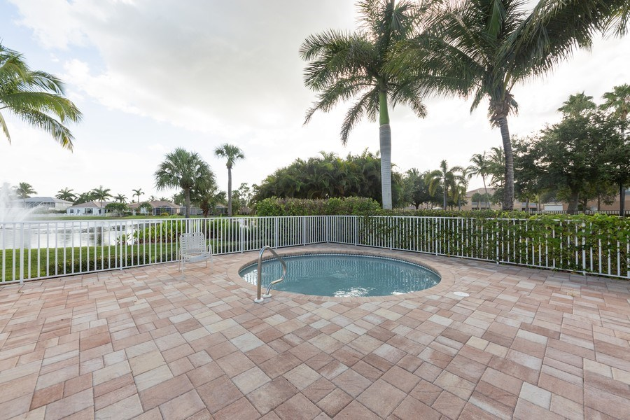 Real Estate Photography - 14242 Reflection Lakes Dr., Fort Myers, FL, 33907 - Pool