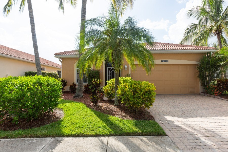 Real Estate Photography - 14242 Reflection Lakes Dr., Fort Myers, FL, 33907 - Front View