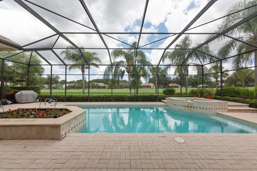 Real Estate Photography - 409 Rosemeade Lane, Naples, FL, 34105 - View