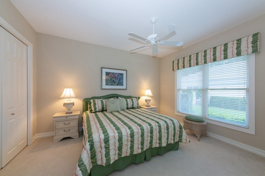 Real Estate Photography - 409 Rosemeade Lane, Naples, FL, 34105 - 2nd Bedroom