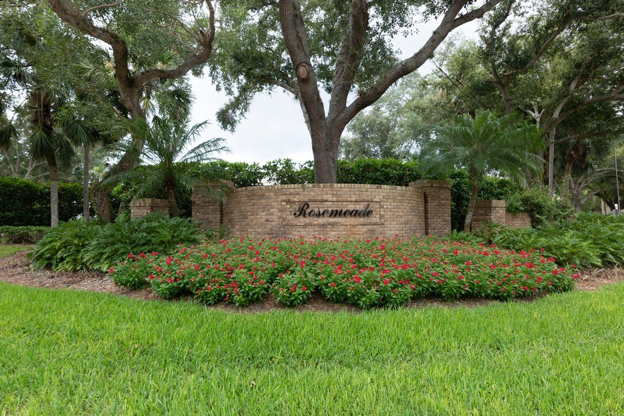 Real Estate Photography - 409 Rosemeade Lane, Naples, FL, 34105 - Neighborhood