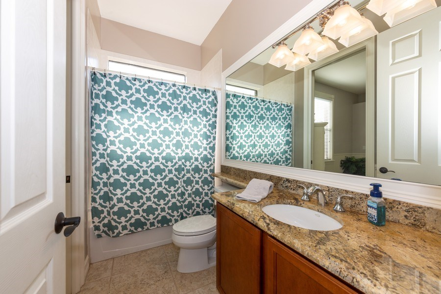 Real Estate Photography - 16079 Waterleaf Lane, Fort Myers, FL, 33908 - 3rd Bathroom