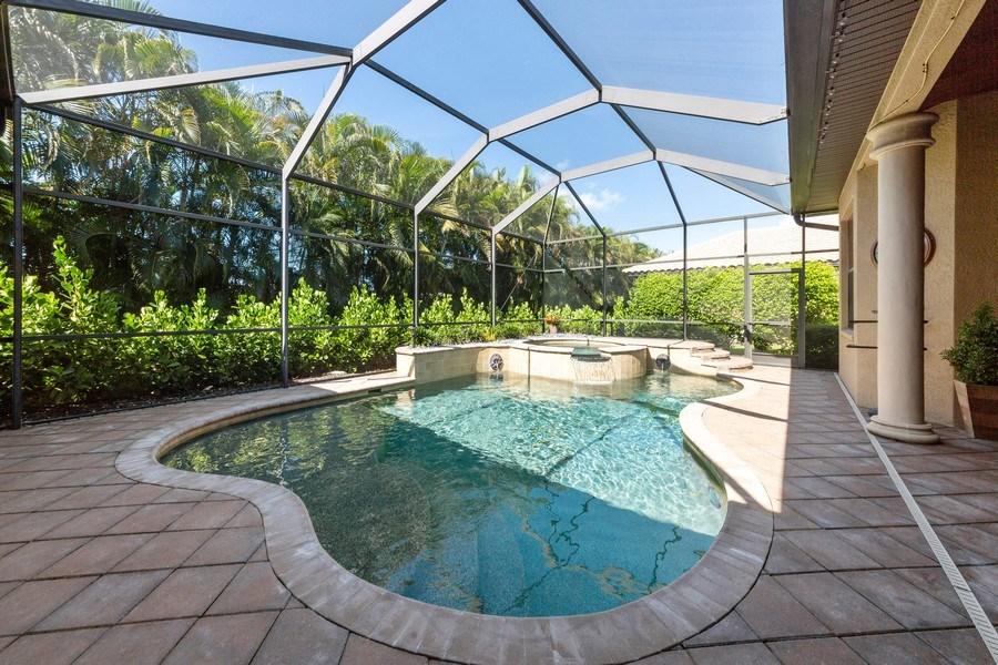 Real Estate Photography - 16079 Waterleaf Lane, Fort Myers, FL, 33908 - Pool