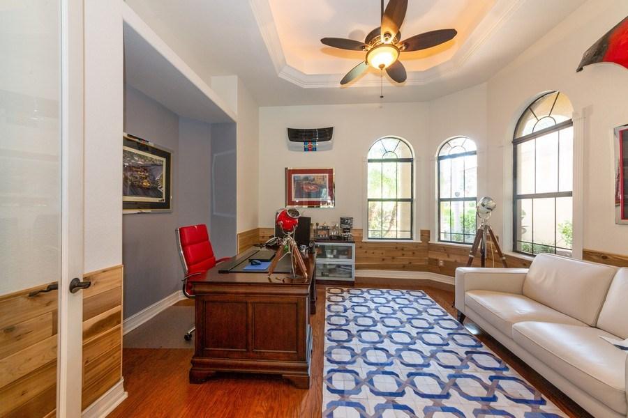 Real Estate Photography - 16079 Waterleaf Lane, Fort Myers, FL, 33908 - Den
