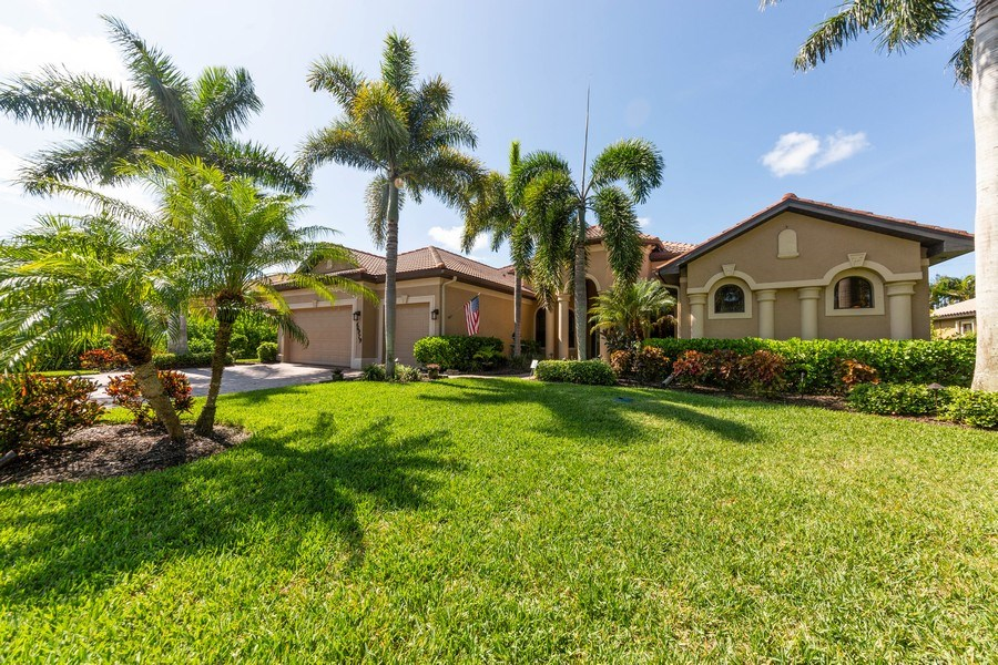 Real Estate Photography - 16079 Waterleaf Lane, Fort Myers, FL, 33908 - Front View