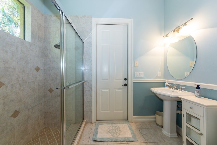 Real Estate Photography - 16079 Waterleaf Lane, Fort Myers, FL, 33908 - 2nd Bathroom