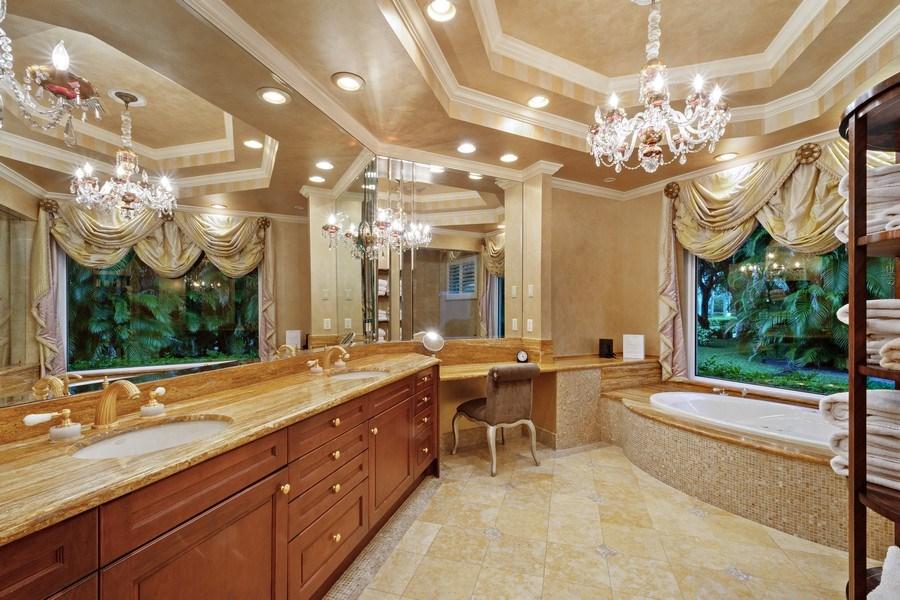 Real Estate Photography - 16466 Brookfield Estates Way, Delray Beach, FL, 33446 - Master Bathroom