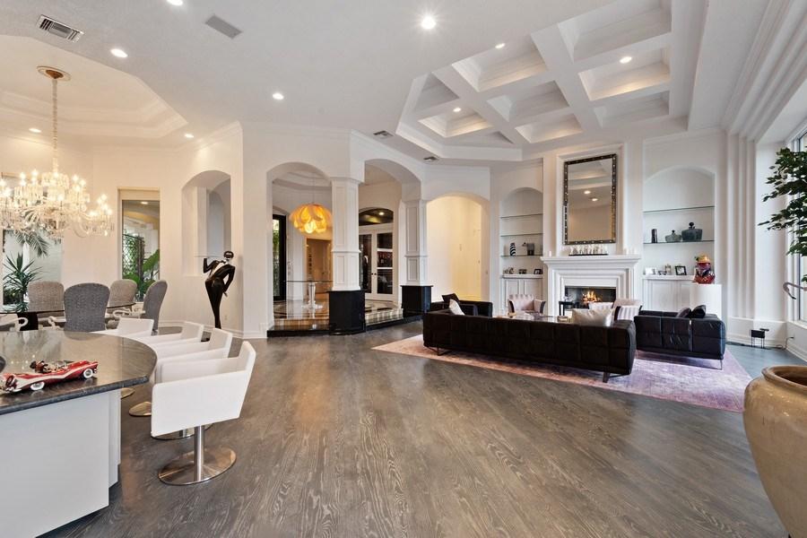 Real Estate Photography - 16466 Brookfield Estates Way, Delray Beach, FL, 33446 - Living Room