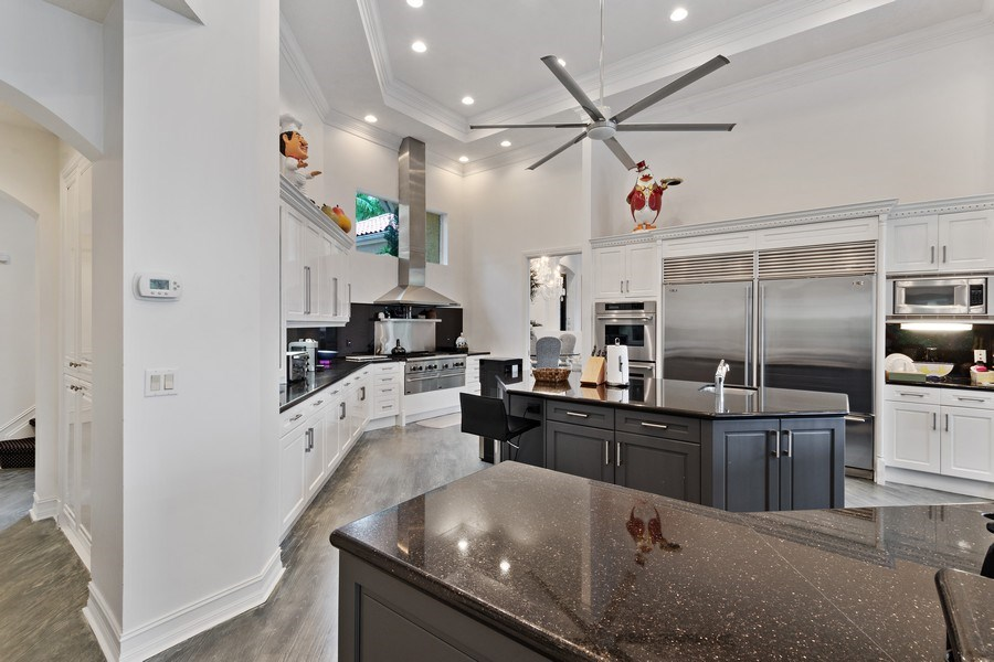 Real Estate Photography - 16466 Brookfield Estates Way, Delray Beach, FL, 33446 - Kitchen