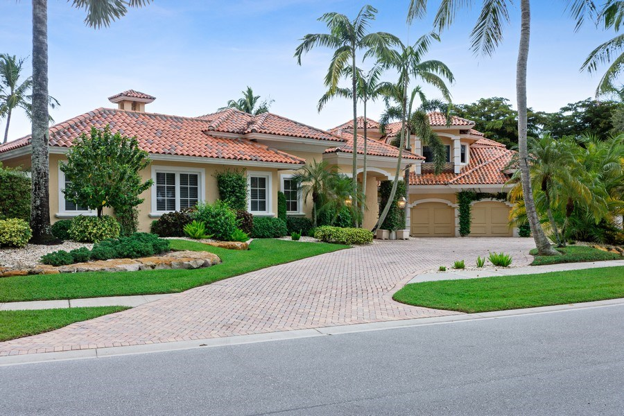 Real Estate Photography - 16466 Brookfield Estates Way, Delray Beach, FL, 33446 - Front View