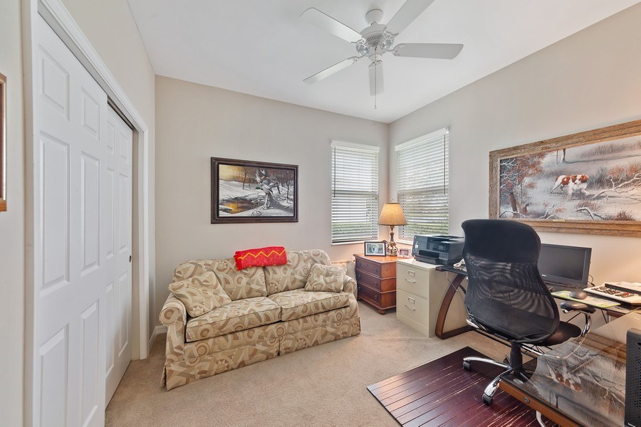 Real Estate Photography - 10736 Cetrella Dr, Fort Myers, FL, 33913 - 3rd Bedroom