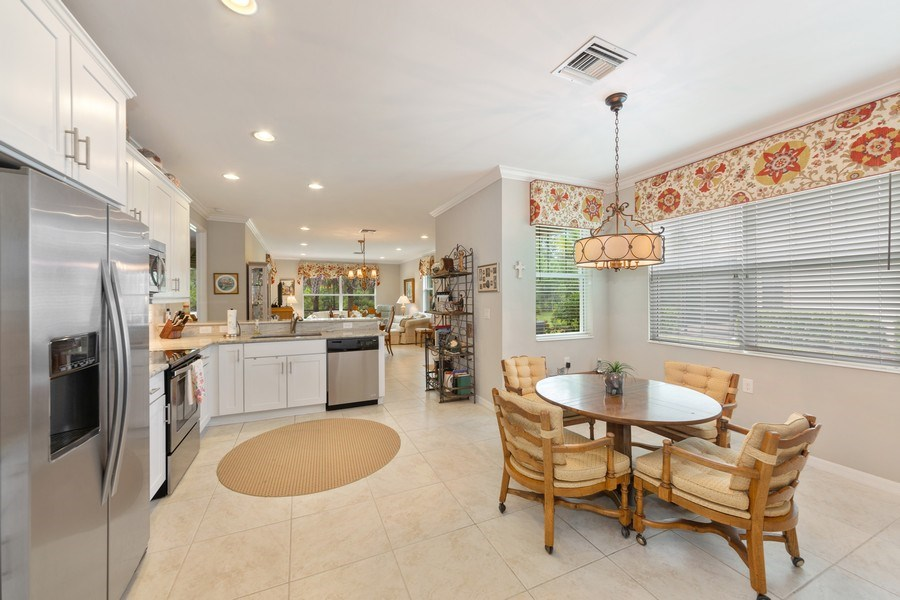 Real Estate Photography - 10736 Cetrella Dr, Fort Myers, FL, 33913 - Kitchen / Breakfast Room