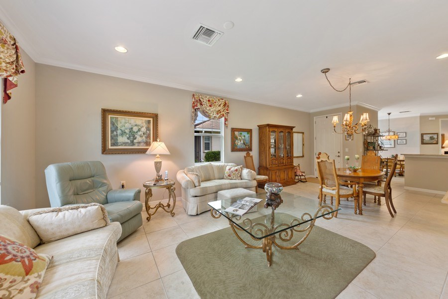 Real Estate Photography - 10736 Cetrella Dr, Fort Myers, FL, 33913 - Great Room
