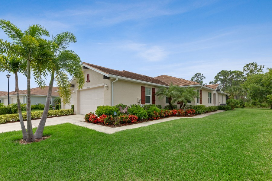 Real Estate Photography - 10736 Cetrella Dr, Fort Myers, FL, 33913 - Front View