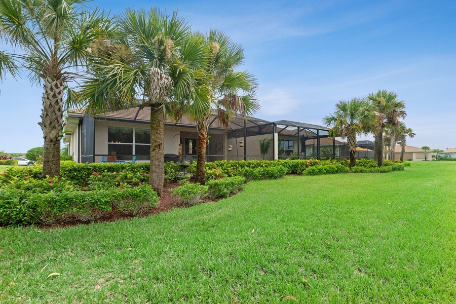 Real Estate Photography - 10736 Cetrella Dr, Fort Myers, FL, 33913 - Rear View