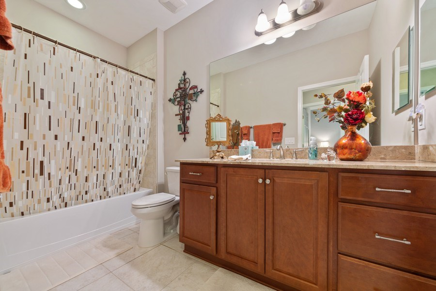 Real Estate Photography - 10736 Cetrella Dr, Fort Myers, FL, 33913 - 2nd Bathroom