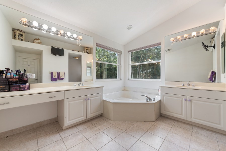 Real Estate Photography - 12629 Colony Preserve Dr., Boynton Beach, FL, 33436 - Master Bathroom