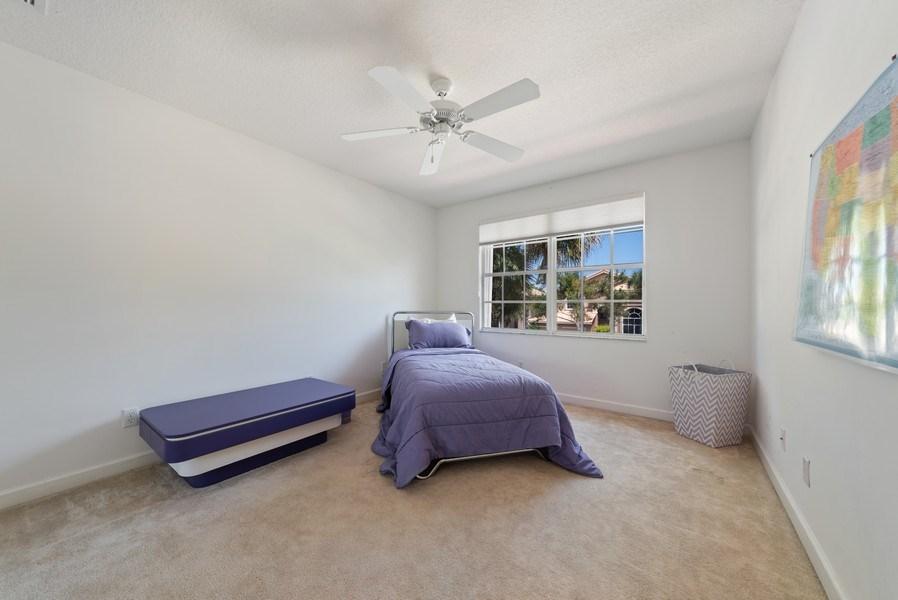 Real Estate Photography - 12629 Colony Preserve Dr., Boynton Beach, FL, 33436 - 2nd Bedroom