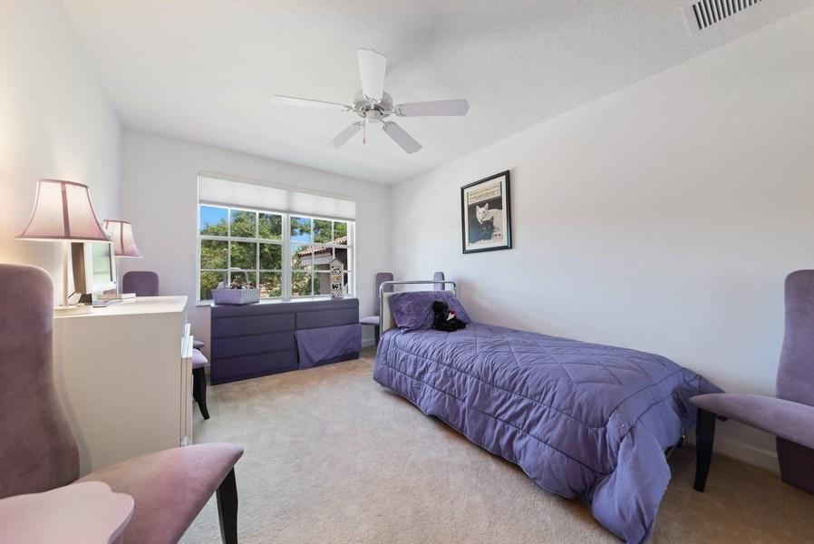 Real Estate Photography - 12629 Colony Preserve Dr., Boynton Beach, FL, 33436 - 3rd Bedroom