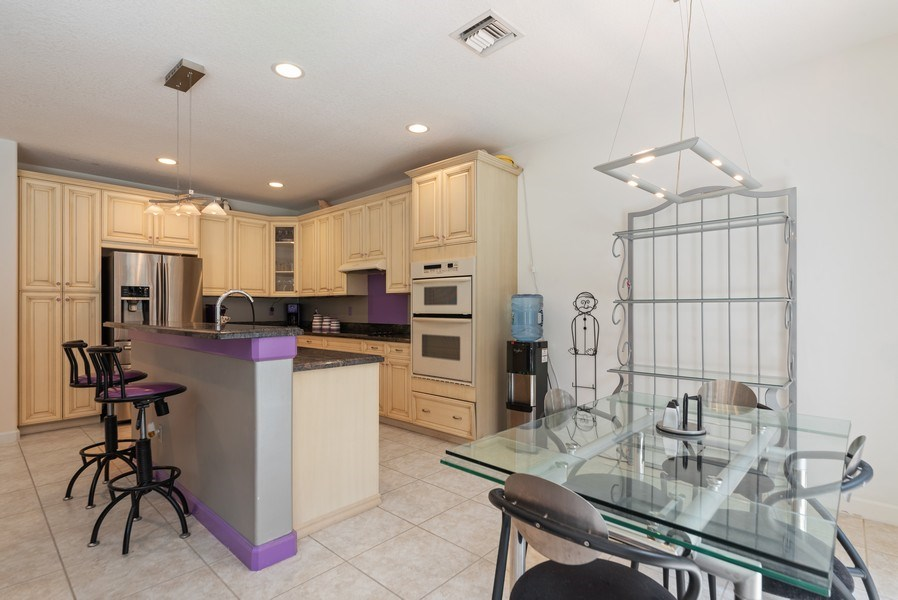 Real Estate Photography - 12629 Colony Preserve Dr., Boynton Beach, FL, 33436 - Kitchen / Breakfast Room
