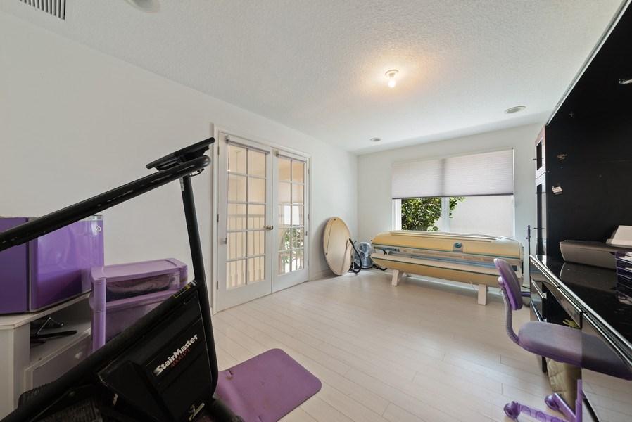 Real Estate Photography - 12629 Colony Preserve Dr., Boynton Beach, FL, 33436 - Office/Nursery off Master