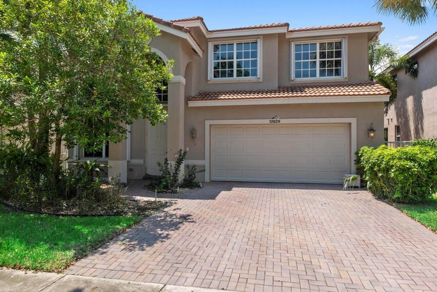 Real Estate Photography - 12629 Colony Preserve Dr., Boynton Beach, FL, 33436 - Front View